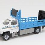 Matchbox Working Rigs RW048 : GMC 3500 Attenuator Truck