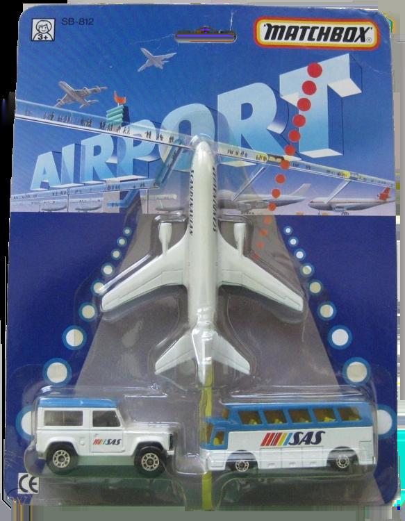 Matchbox Skybusters SB-812 Gift Set – SAS