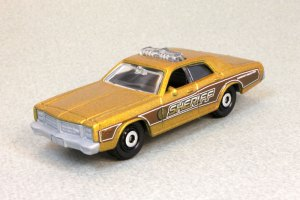 Matchbox MB987 : Dodge Monaco Police Car