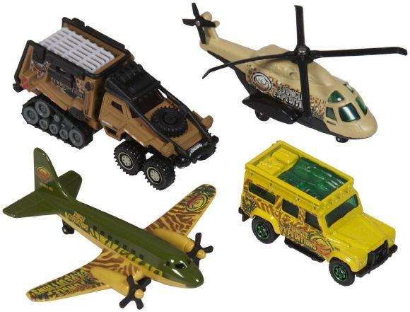 Matchbox Mission Force : 2012 – Jungle Adventure Crew