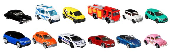 Matchbox France Collection 2021