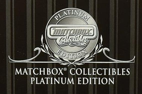 Matchbox Collectibles : Platinum Edition