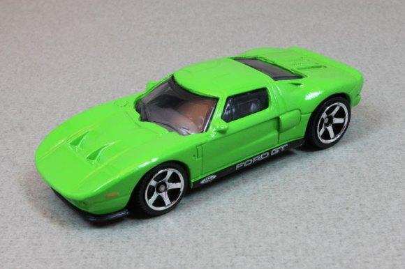 Matchbox MB671 : 2005 Ford GT