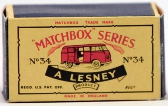 Matchbox Box Type - C