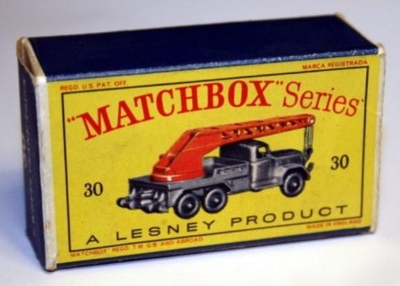 Matchbox Box Type - D