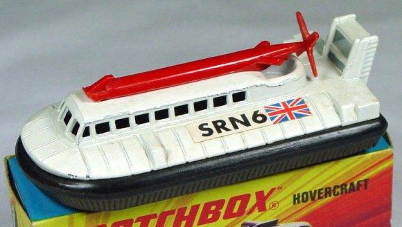 Matchbox MB72-B : SRN6 Hovercraft