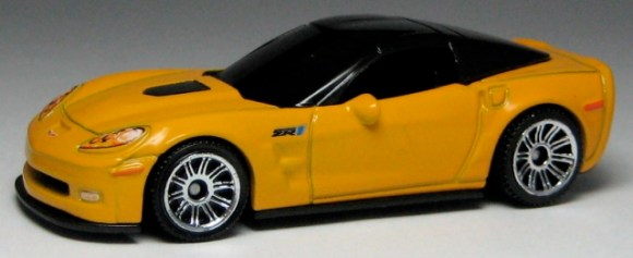 Matchbox MB749 : 2008 Chevrolet Corvette ZR-1