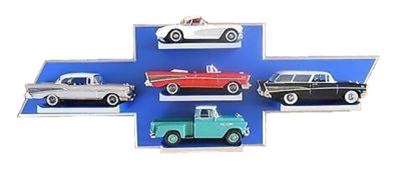 Matchbox Collectibles Chevrolet 40th Anniversary Collection