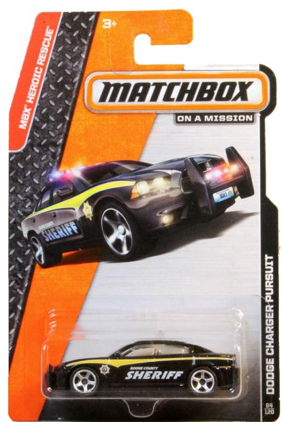 Matchbox 2014 Basic Range Long Card