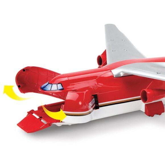 Matchbox Fire Rescue Transporter – 2008