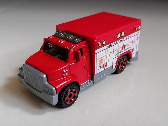 Matchbox MB679 : Ambulance