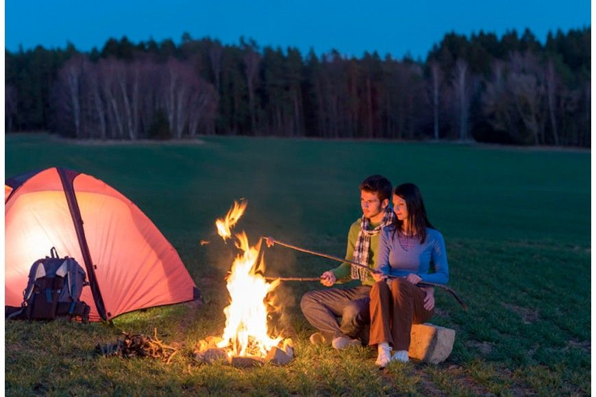BENEFITS OF GOING FROM CAMPING WITH YOUR COUPLE