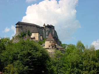 Oravski Castle, Slovakia