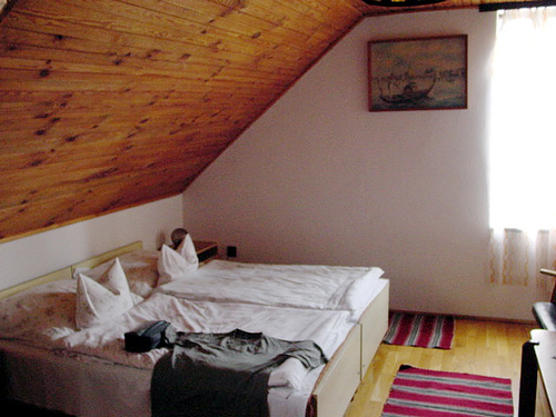 Room at Balaton