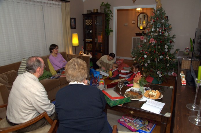 Christmas Eve Group