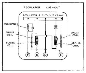 How the Lucas voltage regulator works • Matchless Clueless