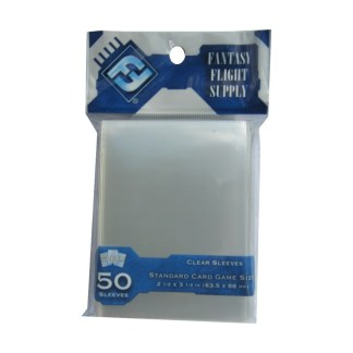 FFG FFS05 Standard Board Game Sleeves Grey