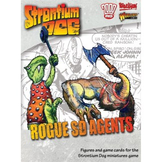 Warlord Strontium Dog 642215008 Rogue SD Agents