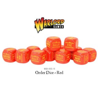 WGB-DICE-15-Red Order Dice