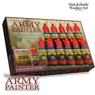 Army Painter WP8023 Quickshade Washes Set Fr
