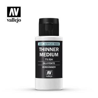 Vallejo 73 524 Thinner Medium