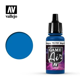 Vallejo 72721 Game Air Magic Blue