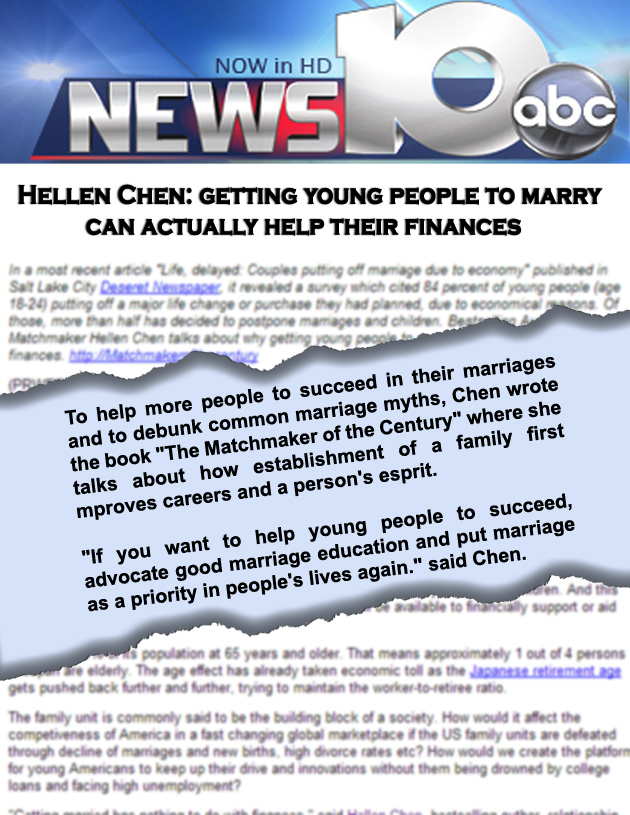Hellen Chen on ABC News10
