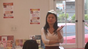 Hellen Chen's Love Workshop.