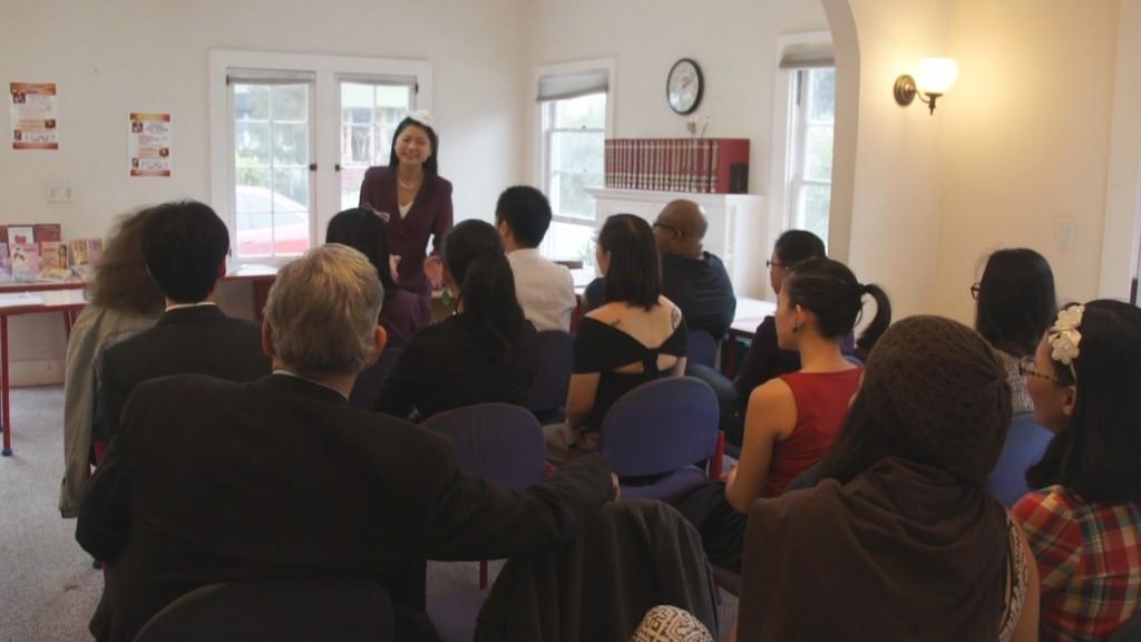 Hellen Chen's Love Workshop