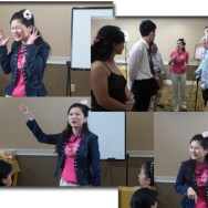 Hellen Chen's Love Seminar in Los Angeles July 19