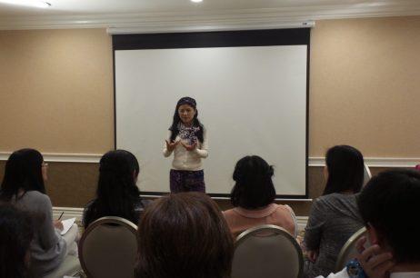 Hellen Chen's LOVE-U-Forever Relationship Love Seminar