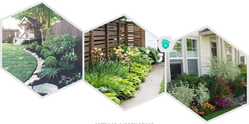 34. garden decor landscaping