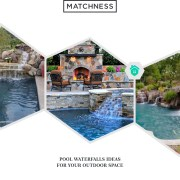 7. pool waterfalls ideas