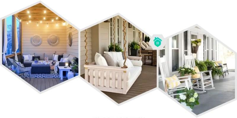 8. porch ideas home