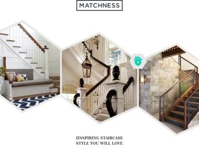9. iinspiring staircase style