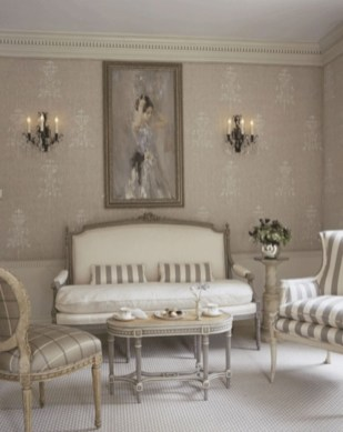 Adorable and elegant french country decor 24