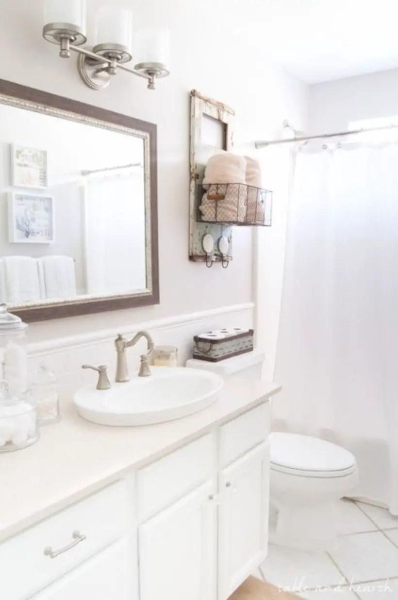 Amazing coastal retreat bathroom inspiration 01