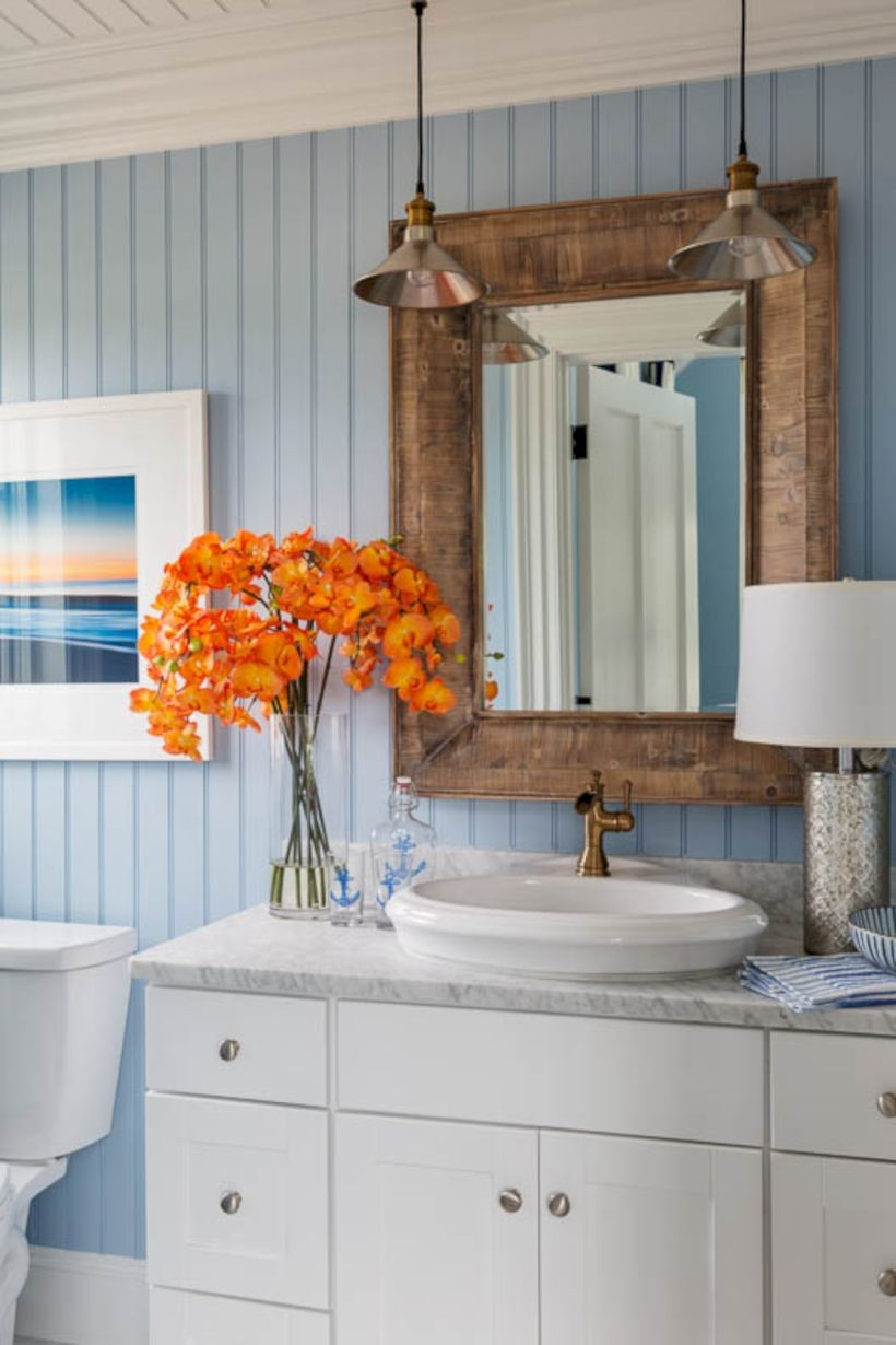 Amazing coastal retreat bathroom inspiration 05