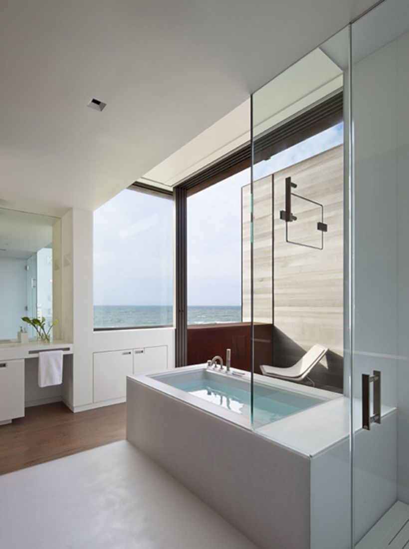 Amazing coastal retreat bathroom inspiration 06