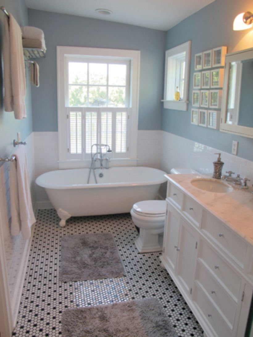 Amazing coastal retreat bathroom inspiration 17