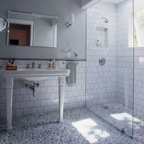 Amazing coastal retreat bathroom inspiration 23