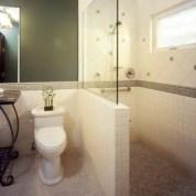 Amazing doorless shower design ideas 04