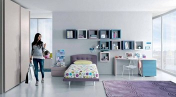 Amazing ikea teenage girl bedroom ideas 03