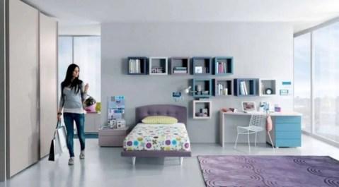 Amazing ikea teenage girl bedroom ideas 03