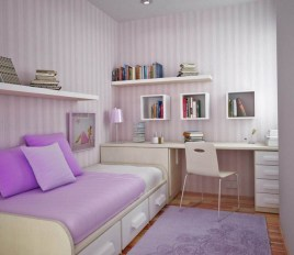 Amazing ikea teenage girl bedroom ideas 12