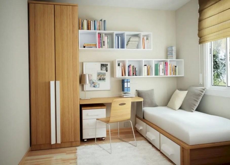 Amazing ikea teenage girl bedroom ideas 15