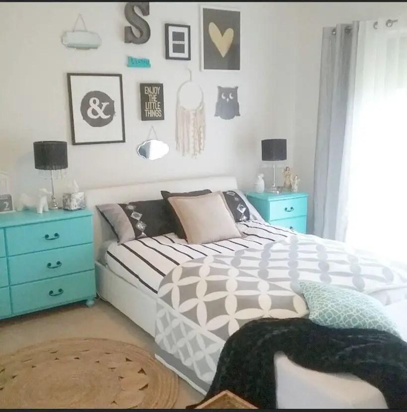 Amazing ikea teenage girl bedroom ideas 17