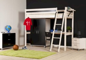 Amazing ikea teenage girl bedroom ideas 29