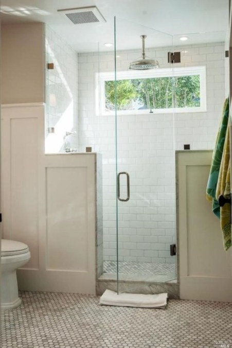 Bathtub and shower tile ideas to beautify your bathroom 01