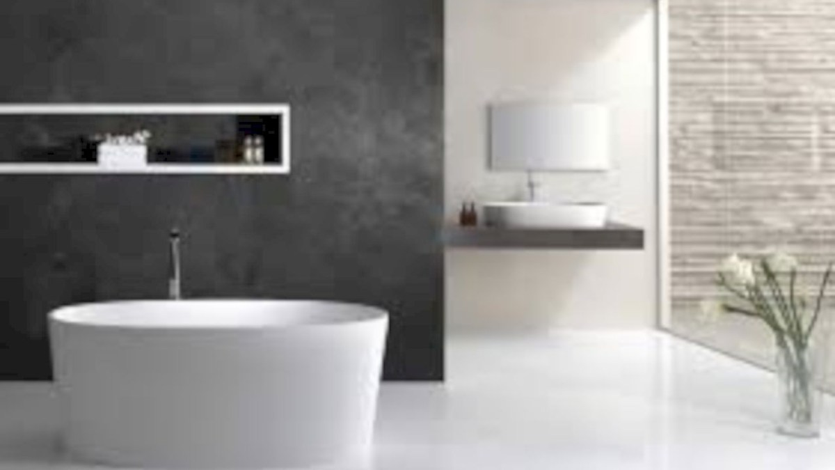 Bathtub and shower tile ideas to beautify your bathroom 27